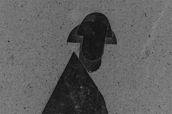 Untitled (Ghost Biker) Marina Berio