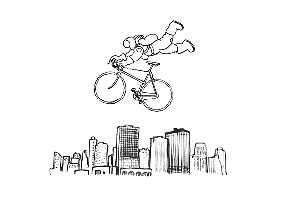 astronaut-road-bike-over-manhattan