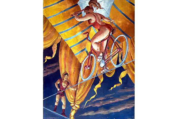 Frédéric Lère La Bicyclette